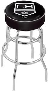 Los Angeles Kings NHL Double-Ring Bar Stool