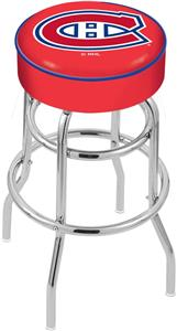 Montreal Canadiens NHL Double-Ring Bar Stool