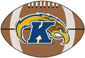 Fan Mats Kent State University Football Mat