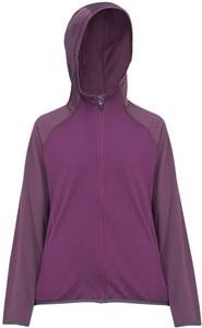 TRI MOUNTAIN Lady Raven Fleece Hooded Jacket