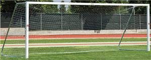 Porter Elite II Portable Soccer Goal 8'x24' - Pair