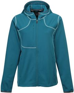TRI MOUNTAIN Lady Mustang Fleece Hooded Jacket