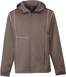 TRI MOUNTAIN Mustang Fleece Hooded Jacket