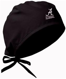 University of Alabama Black Surgical Caps