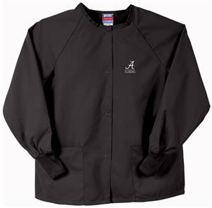 University of Alabama Black Nursing Jackets