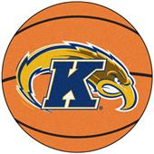 Fan Mats Kent State University Basketball Mat