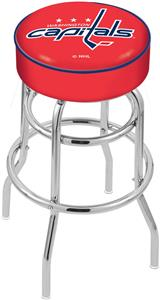 Washington Capitals NHL Double-Ring Bar Stool