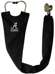 University of Alabama Black Stethoscope Covers