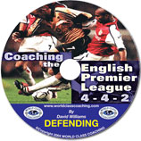 Coaching English Premier-Defending (DVD) videos