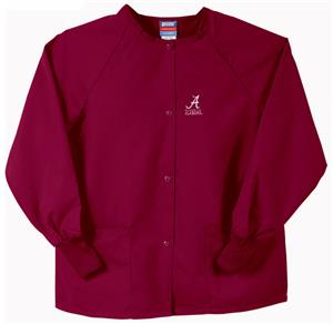 University of Alabama Crimson Nursing Jackets