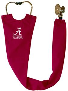 University of Alabama Crimson Stethoscope Covers