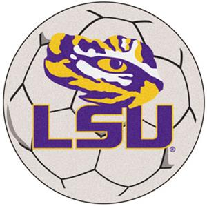 Fan Mats Louisiana State University Soccer Ball