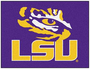 Fan Mats Louisiana State University All Star Mat