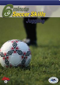 6-Min Soccer Defence Skills (DVD) training videos