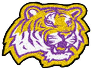 Fan Mats Louisiana State University Mascot Mat