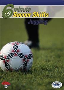 6-Min.Soccer Juggling Skills (DVD) training videos