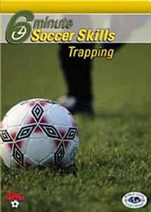 6-Min.Soccer Trapping Skills (DVD) training videos