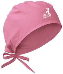 University of Alabama Pink Surgical Caps