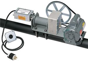 Porter Essentials Electric Winch - 1/2 HP