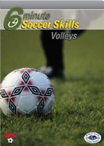 6-Min.Soccer Volleys Skills (DVD) training videos