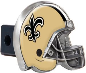 NFL New Orleans Saints Helmet Trailer Hitch Cover