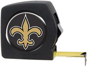 NFL New Orleans Saints 25' Tape Measure with Logo