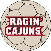 Fan Mats Louisiana-Lafayette Soccer Ball