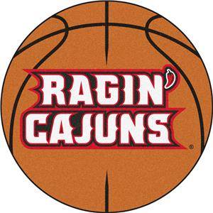 Fan Mats Louisiana-Lafayette Basketball Mat