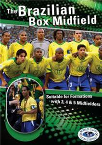 Brazilian Box Soccer Midfield DVD training videos