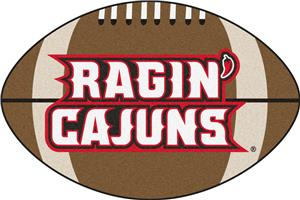 Fan Mats Louisiana-Lafayette Football Mat