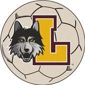Fan Mats Loyola University Chicago Soccer Ball