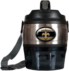 NFL New Orleans Saints 80oz. Grub Jug