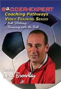 Soccer Ball Striking & Running Training (DVD)