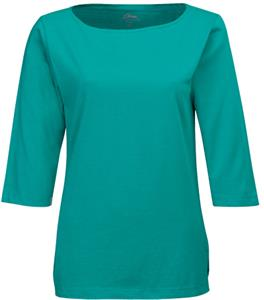 TRI MOUNTAIN Cypress Women&#39;s Boat Neck Knit Shirt