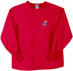 University of Kansas Red Nursing Jackets