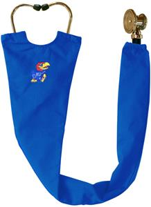 University of Kansas Royal Stethoscope Covers