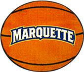 Fan Mats Marquette University basketball Mat