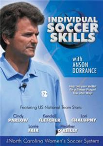 Individual Soccer Skills (DVD) training videos