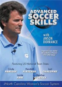 Advanced Soccer Skills -  (DVD) training videos