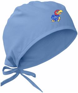 University of Kansas Sky Surgical Caps