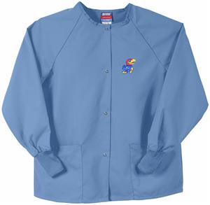 University of Kansas Sky Nursing Jackets
