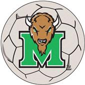 Fan Mats Marshall University Soccer Ball