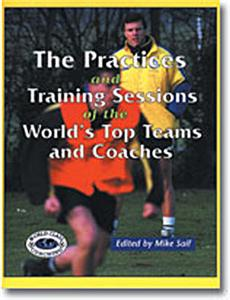 Soccer Practices & Training Sessions (BOOK)
