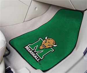 Fan Mats Marshall University Carpet Mats
