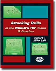 Soccer's Top Teams Attacking Drills (BOOK)