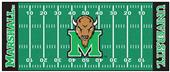 Fan Mats Marshall University Football Field Runner