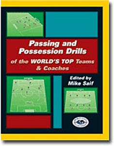 Top Soccer Teams Passing/Possession Drills  (BOOK)