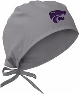 Kansas State University Gray Surgical Caps