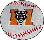 Fan Mats Mercer University Baseball Mat
