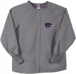Kansas State University Gray Nursing Jackets